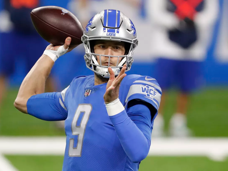 Matthew Stafford Will Thrive in Los Angeles
