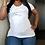 Thumbnail: Chíc Ladies V-Neck T-Shirt