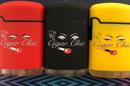 Cigar Chíc  lighters (Yellow)