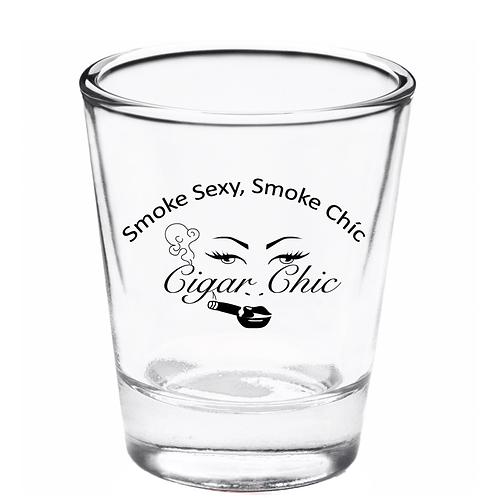 Shot Glasses (Cigar Chic)