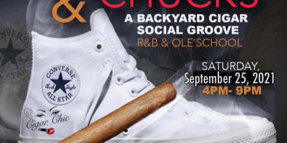 Cigars & Chucks - September