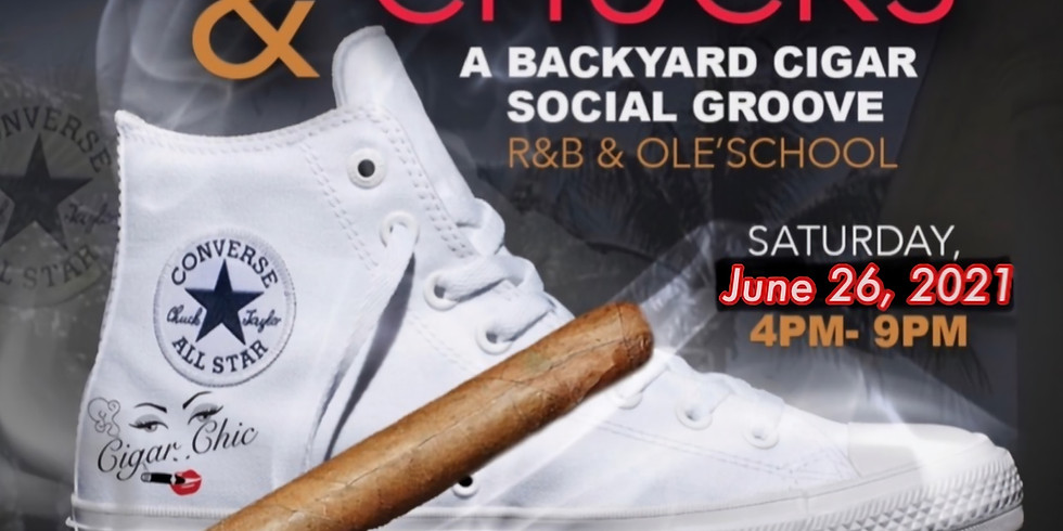 Cigars & Chucks - June