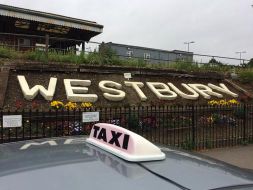 Westbury Station rank
