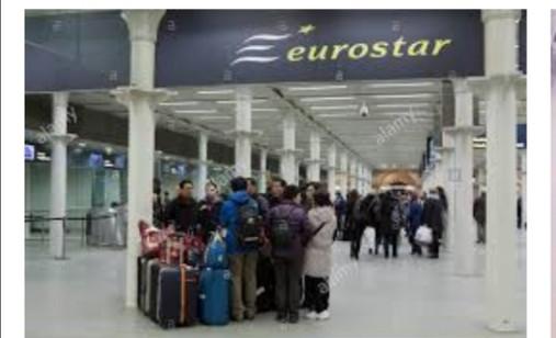 Eurostar meet & Greet service