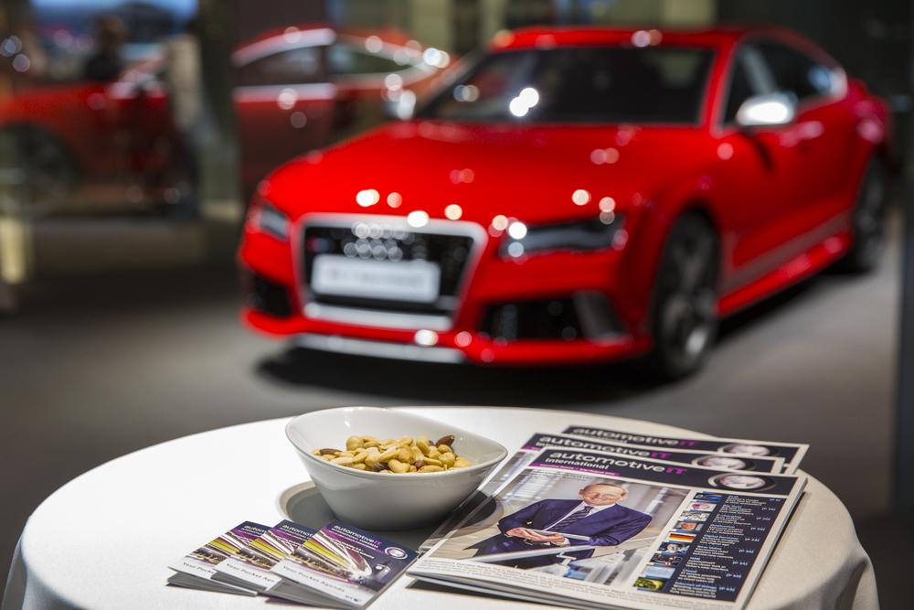 Audi City London - Reception