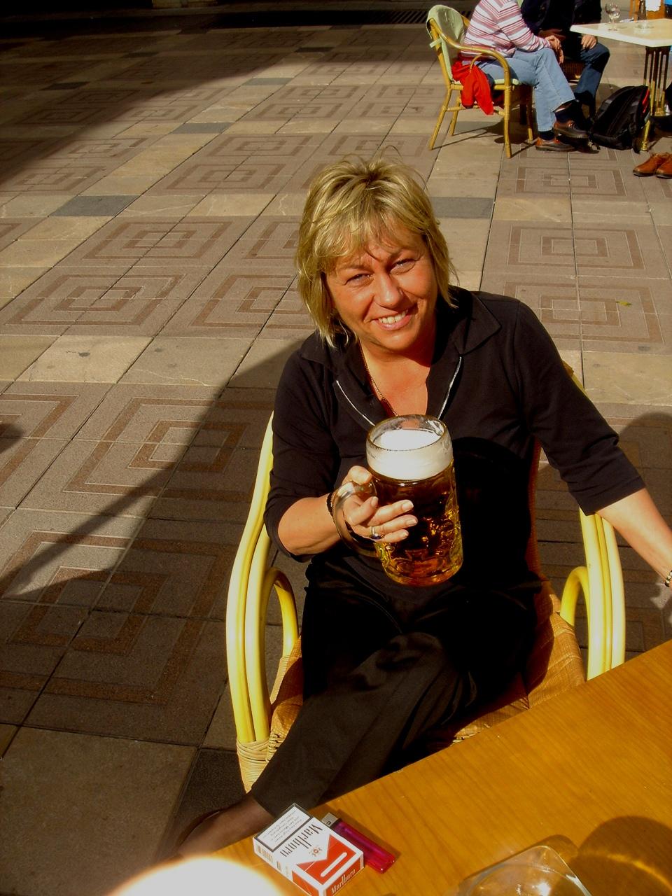 Mallorka 2007, Frankfurt Juni 07 024