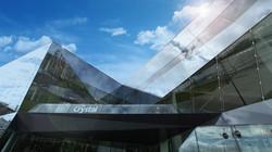 Siemens Crystal Building London
