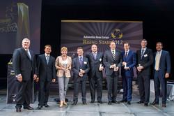 Rising Stars Award Winners