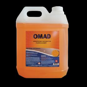 OMAD Floor Cleaner With Orange
