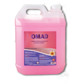 OMAD Floor Cleaner With Flowers 4L