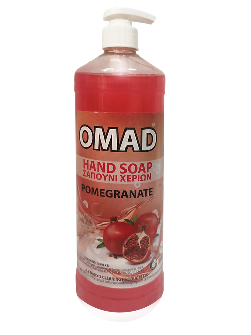 OMAD HAND SOAP POMEGRANATE