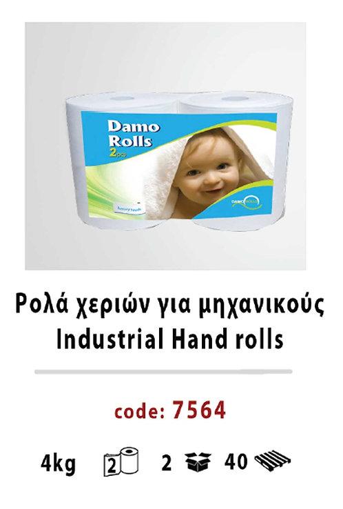 Industrial Hand rolls