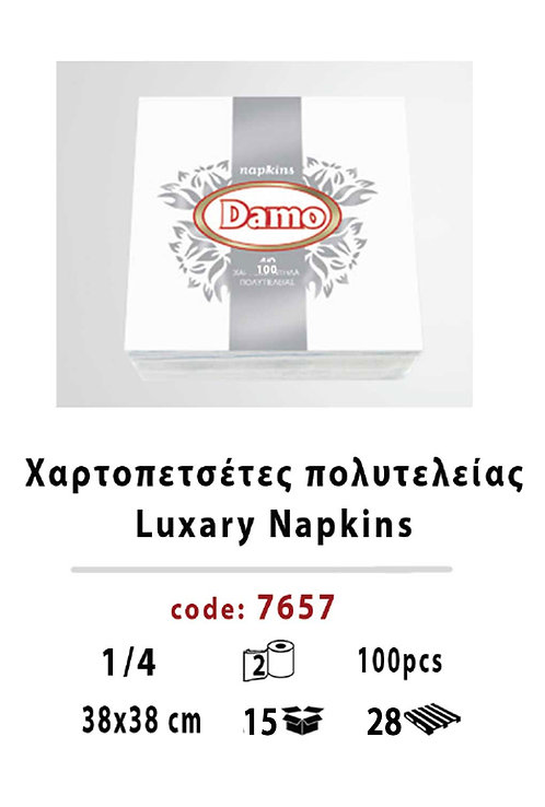 Luxary Napkins 38 x 38