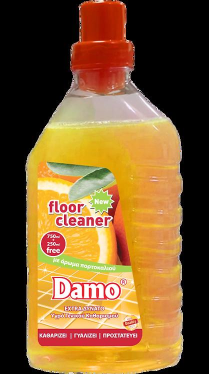 Floor Cleaner Orange
