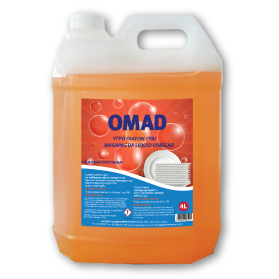 OMAD Washing up liquid  Vinegar 4L