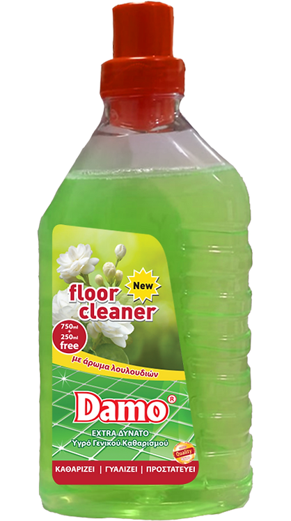 Floor Cleaner flowers