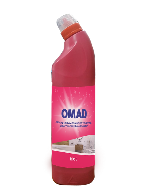 OMAD Toilet Cleaner Rose 750 ml