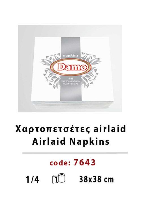 Airlaid Napkins 38 x 38