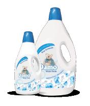 White Fresh Fabric Softener
