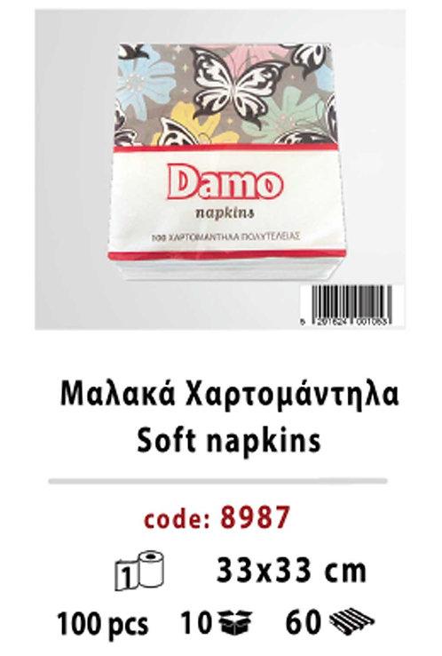 Soft Napkins 33 x 33