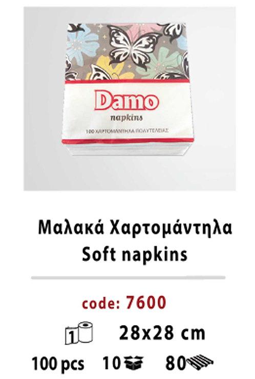 Soft Napkins