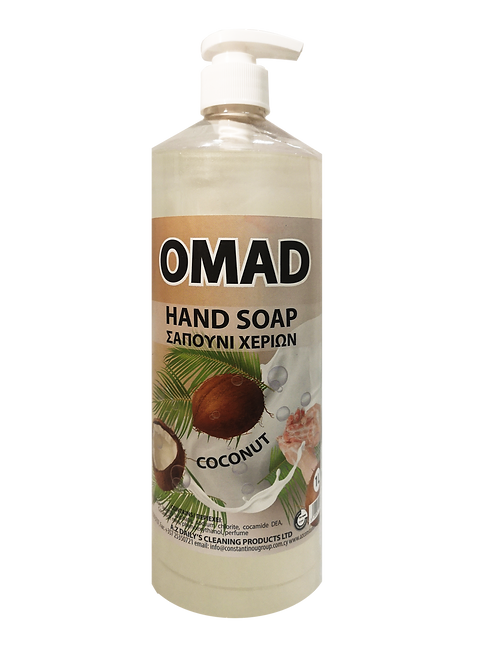 OMAD HAND SOAP COCONUT