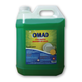 OMAD Washing up liquid  Lemon 4L