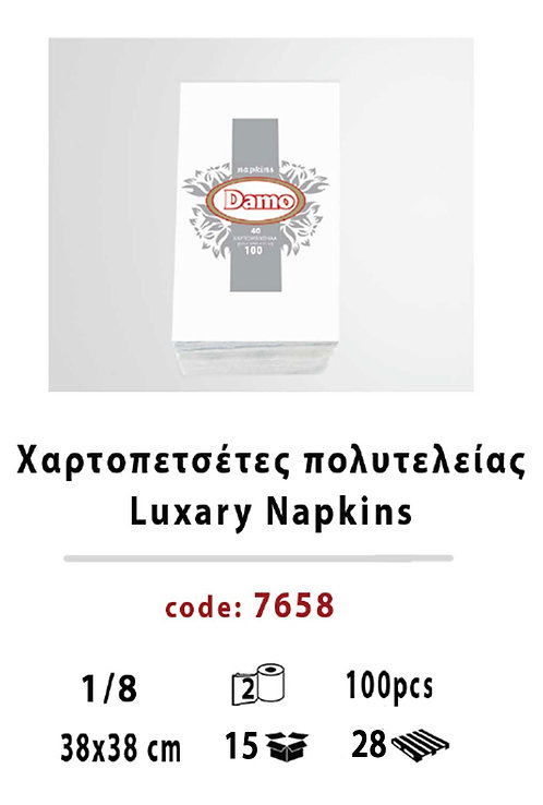 Luxary Napkins 38 x 38 1/8