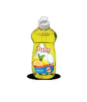 Washing up liquid lemon