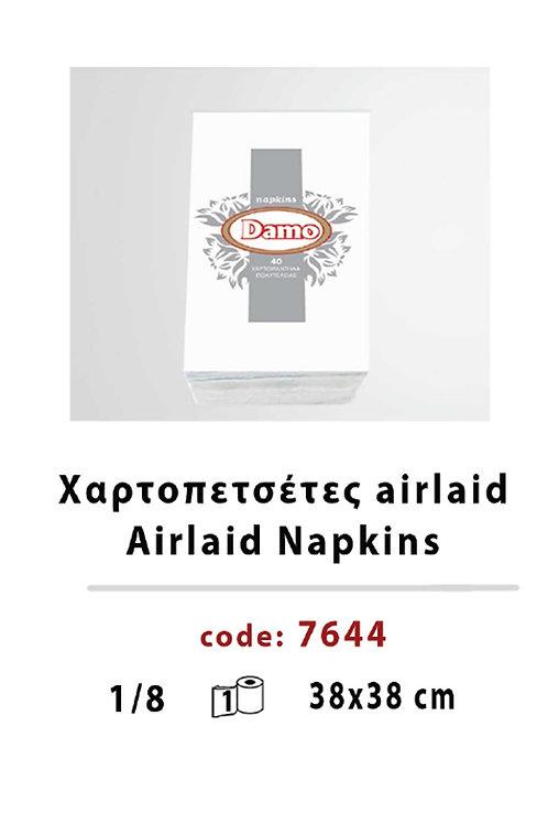 Airlaid Napkins 38 x 38 1/8