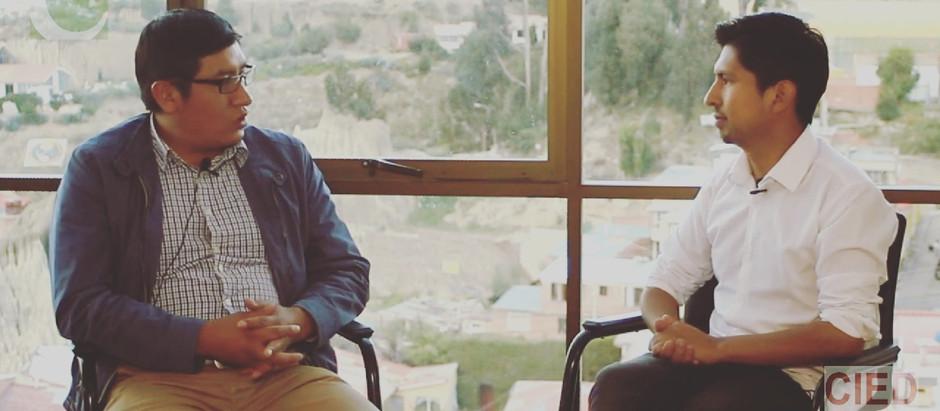 """Vamos a acabar con el 100% del desempleo"": Israel Rodríguez (FPV)"
