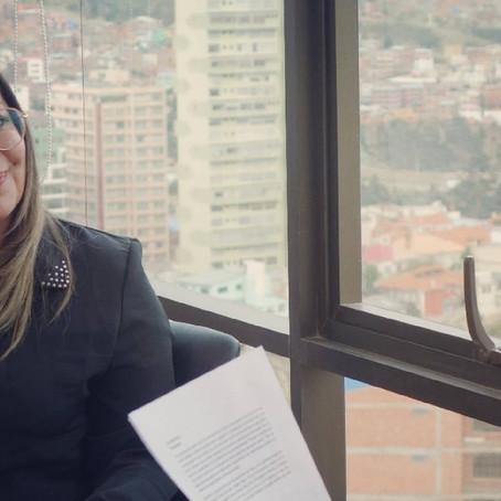 Mujeres en el panorama político de Bolivia