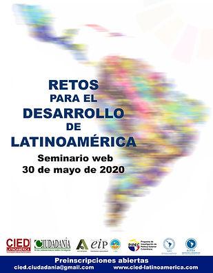 Retos para el desarrollo de Latinoaméric
