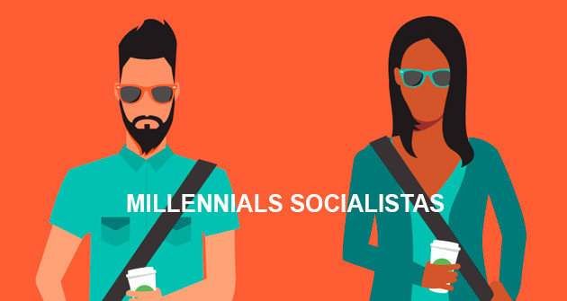 La intensa polémica sobre los 'millennials socialistas'