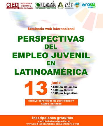 Perspectivas del empleo juvenil en Latin