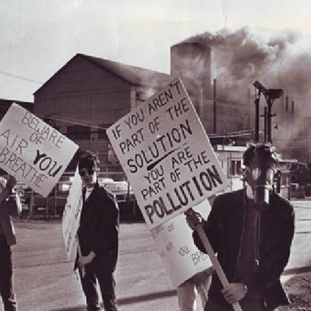 Internacionalización de los movimientos ambientalistas