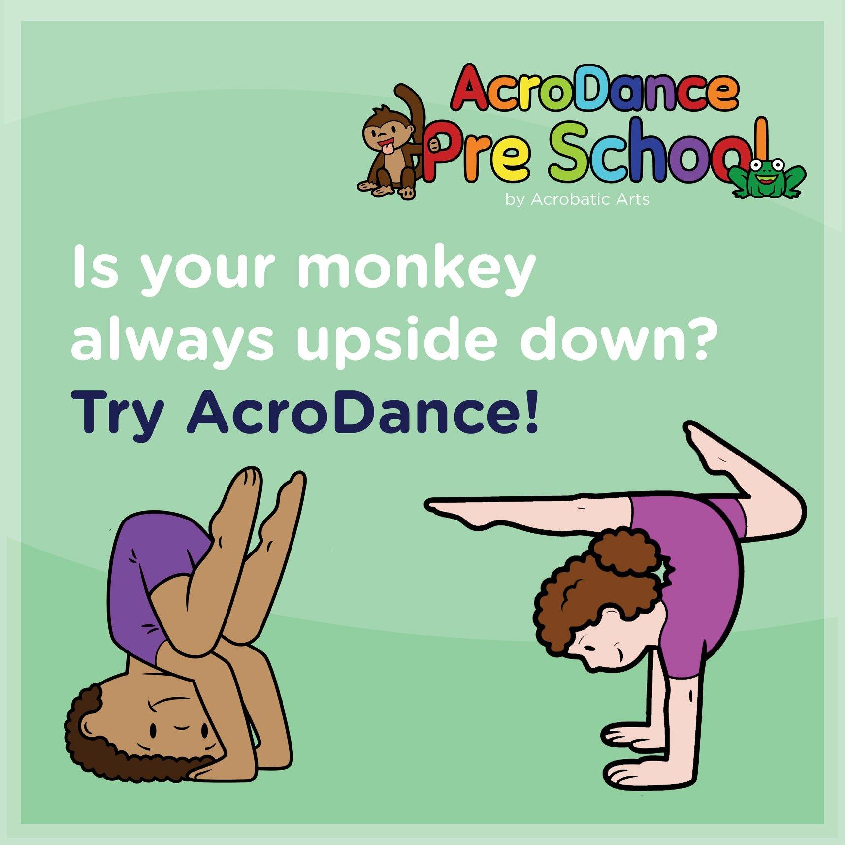 Who Can Do Acro?