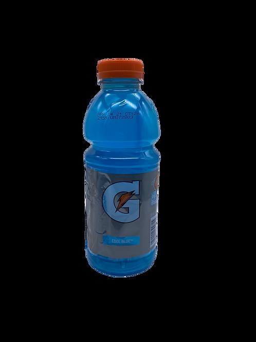 Blue raspberry Gatorade