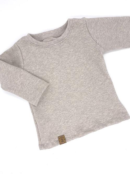 """Basic Shirt """"Sand"""""""