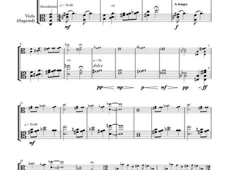 LJVL for scordatura viola
