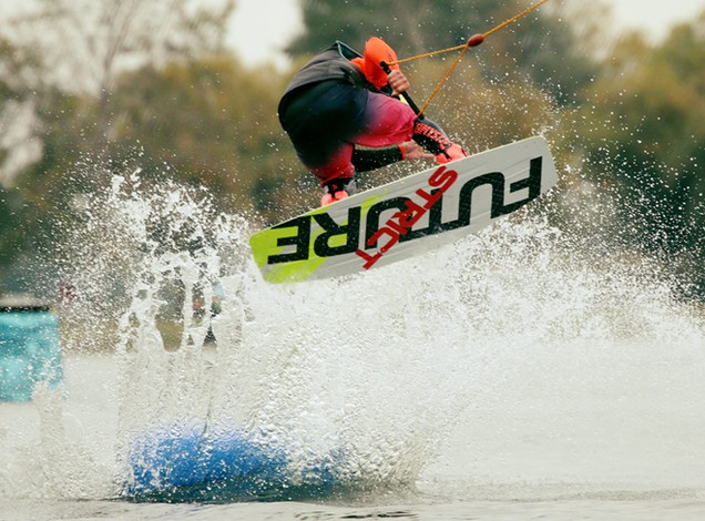 Kiteboard design