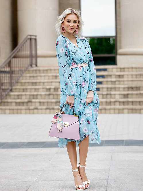 """Sidonie"" floral print dress"