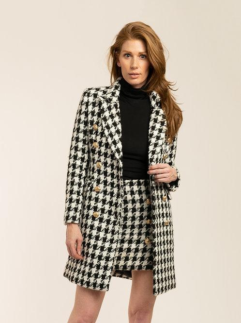 """""""Larita"""" Tweed Coat"""