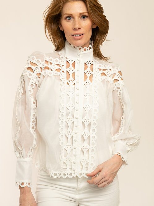 """Perry"" blouse"