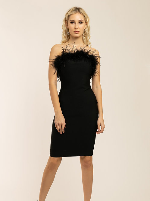 """Melania"" Bandage dress"