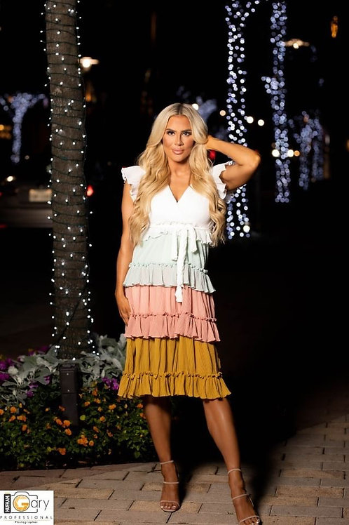 Layer dress