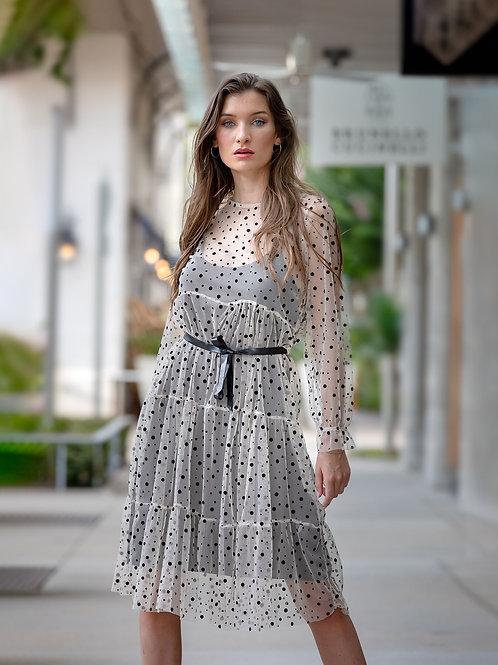 """Sexy Sylvia"" Dress"
