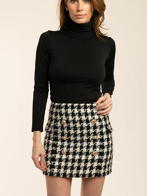 """Larita"" Tweed Skirt"