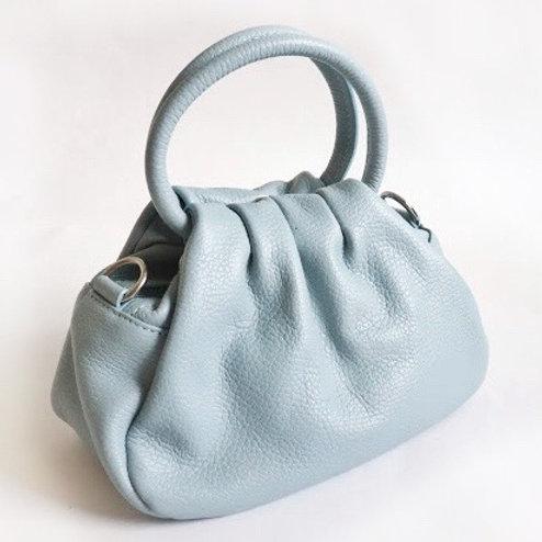 """Italian leather """"mini"""" bag"""