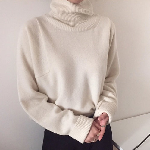 """Bon bon""Oversized sweater"
